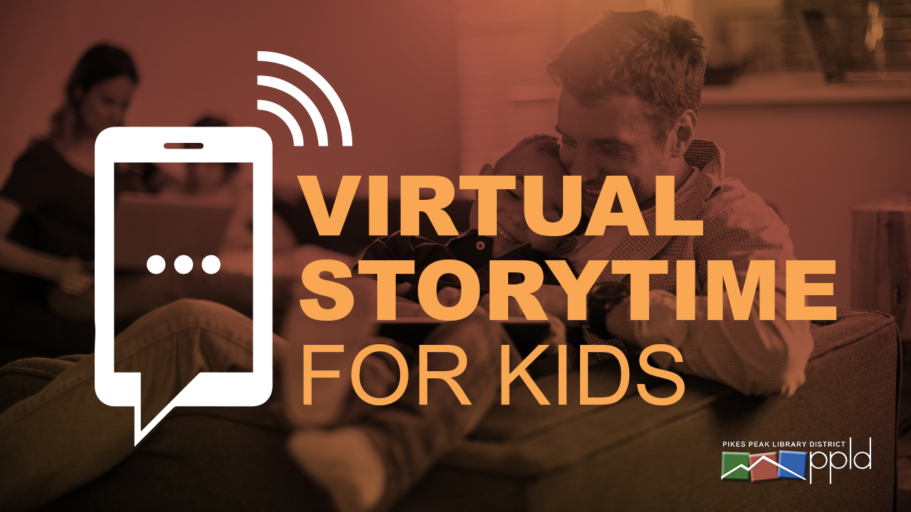 Virtual Storytime for Kids