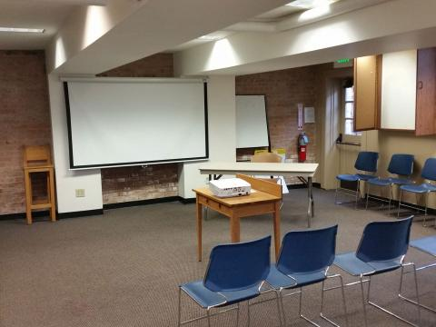 Old Colorado City Meeting Room