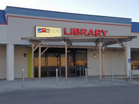 Sand Creek Library