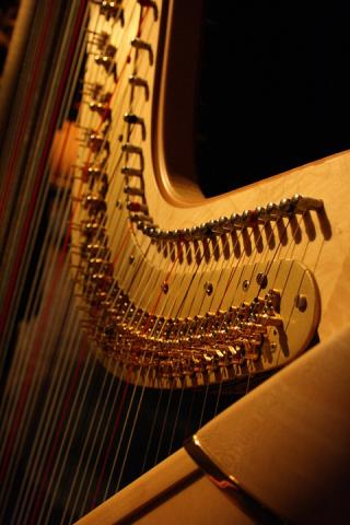 Live Harp Music at Penrose