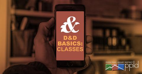 dnd classes