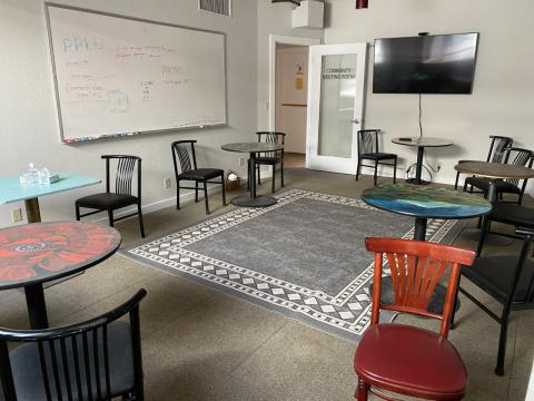 Manitou Community Room
